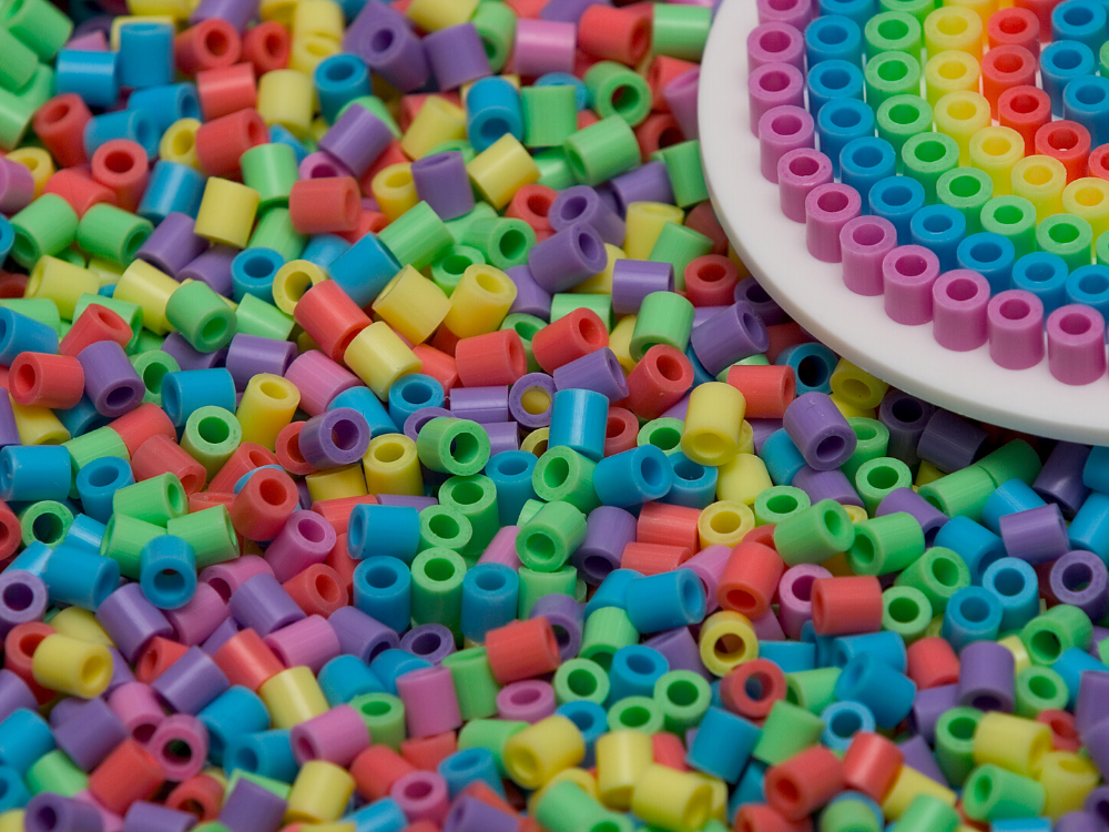 Les Perles A Repasser Ou Comment Faire Du Pixel Art Pour Gens Presque Serieux Rita Moutarde